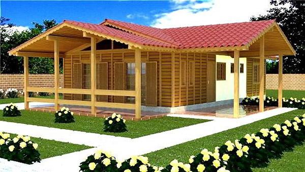 casas pre fabricadas - Casas Pré Fabricadas