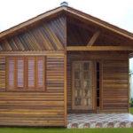 casa de madeira simples 150x150 - Casas de Madeira