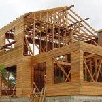 casa madeira construção 150x150 - Casas de Madeira