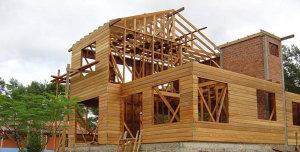 casa madeira construção 300x152 - casa madeira construção
