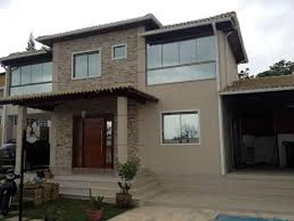 casa 2 andares concreto