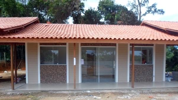 casa prquena fabricada