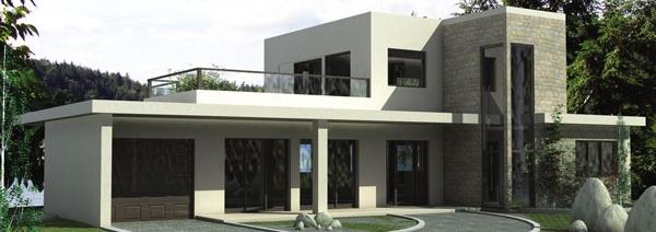 Casas pré fabricadas em betão vigobloco - Casas pré fabricadas em Portugal