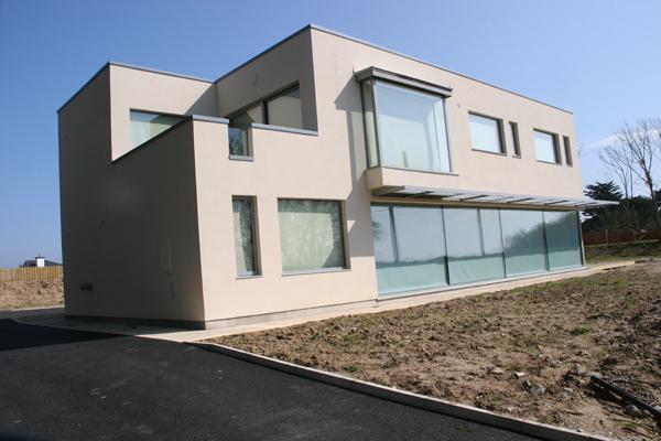 Casa em PVC