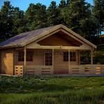 Preço casas de madeira 150x150 - Casas Inteligentes conheça as casas super tecnológicas do futuro