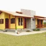 casa alvenaria 150x150 - Projetos de casas pré fabricadas