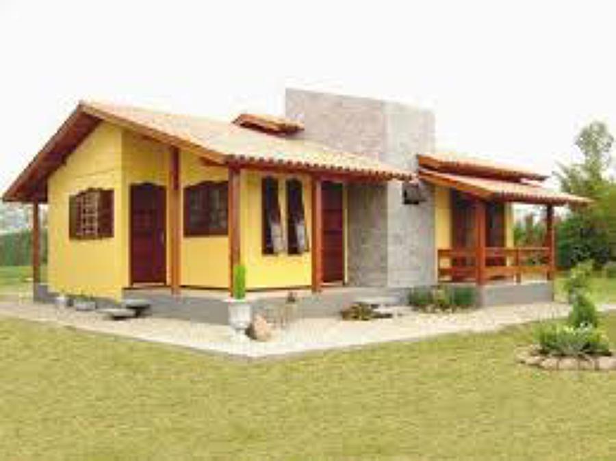 casa alvenaria - Os melhores modelos de casas pré fabricadas