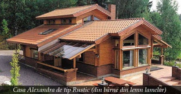 Modelos de casas low cost casas mais baratas for Holzblockhaus modern
