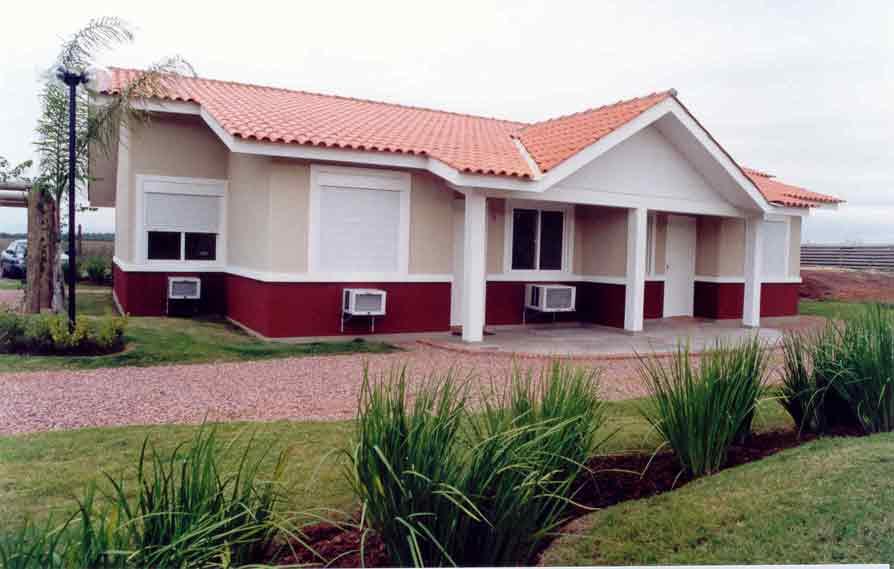 casa grande em PVC - Tudo sobre Casas em PVC Pré Fabricadas