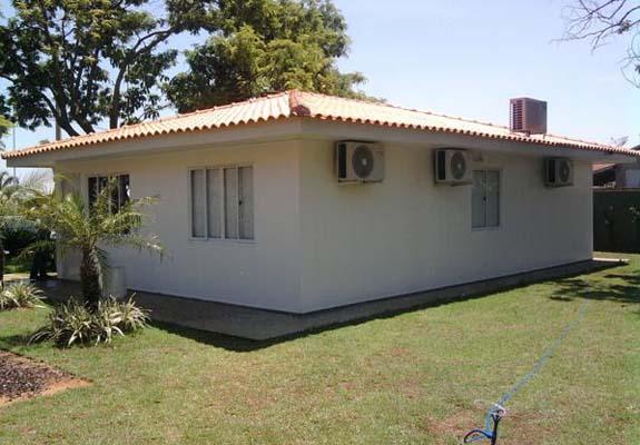 casa normal em PVC - Tudo sobre Casas em PVC Pré Fabricadas