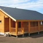 casa pre fabricada madeira 150x150 - Os melhores modelos de casas pré fabricadas