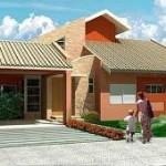 casas fabricadas alvenaria 150x150 - Os melhores modelos de casas pré fabricadas
