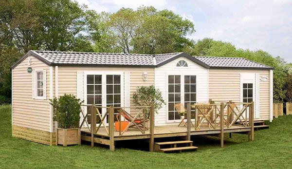 mobile home - Modelos de Casas Low Cost - Casas mais baratas