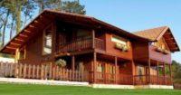 O que é melhor, casa pré - fabricada de madeira ou de concreto