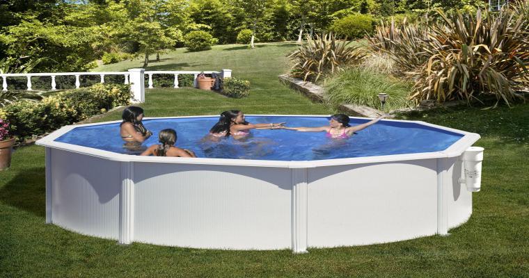 Piscinas desmont veis para as nossas casas pr fabricadas for Tipos de piscinas para casas