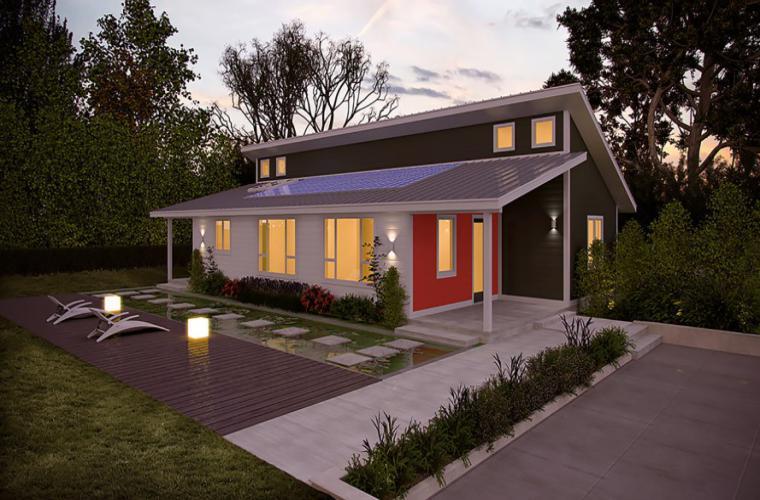 mini deltec3 - Conheça A Casa Pré-Fabricada Que Produz Sua Própria Energia