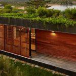 jardim casa pre fabricada 150x150 - GUIA: Preço das casas de madeira - ATUALIZADO