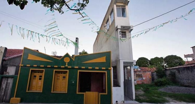 casa1 - 5 casas construídas mais estranhas que você irá ver