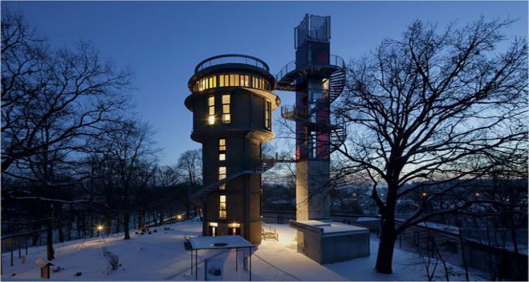 casa torre dagua 01 - 5 casas construídas mais estranhas que você irá ver
