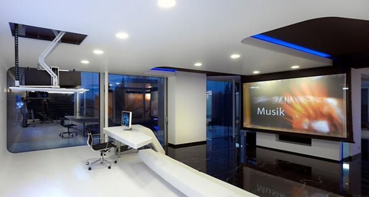 presentes futuristas para casas inteligentes - Casas Inteligentes conheça as casas super tecnológicas do futuro