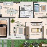 20180612plantas de casas com 3 quartos 9 150x150 - Casas Inteligentes conheça as casas super tecnológicas do futuro